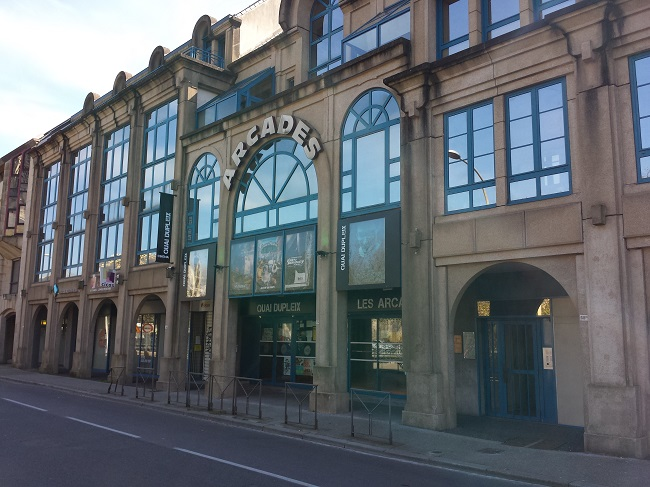 Cinémas Les Arcades et Quai Dupleix à Quimper