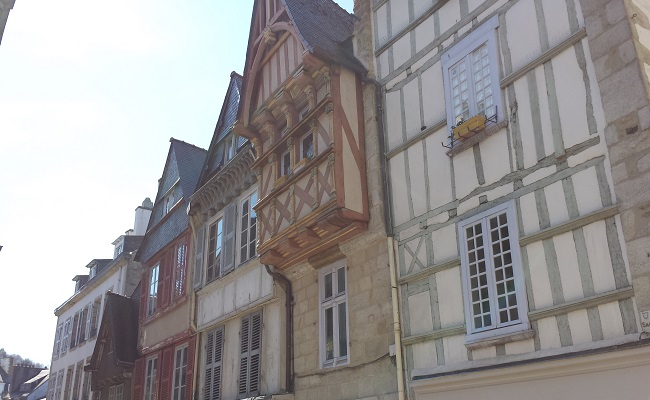 Quimper colombages